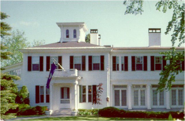 Image of the Governors Mansion  - Blain House