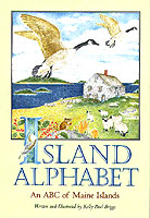 Image of the book cover Island Alphabet
