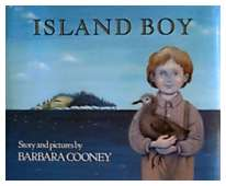 Image of the book cover Island Boy