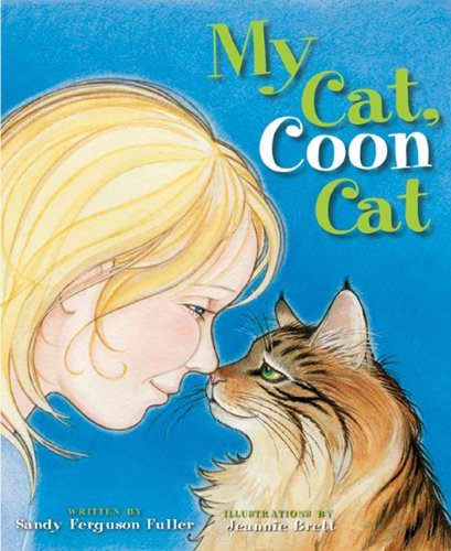 Image of the book cover My Cat, Coon Cat