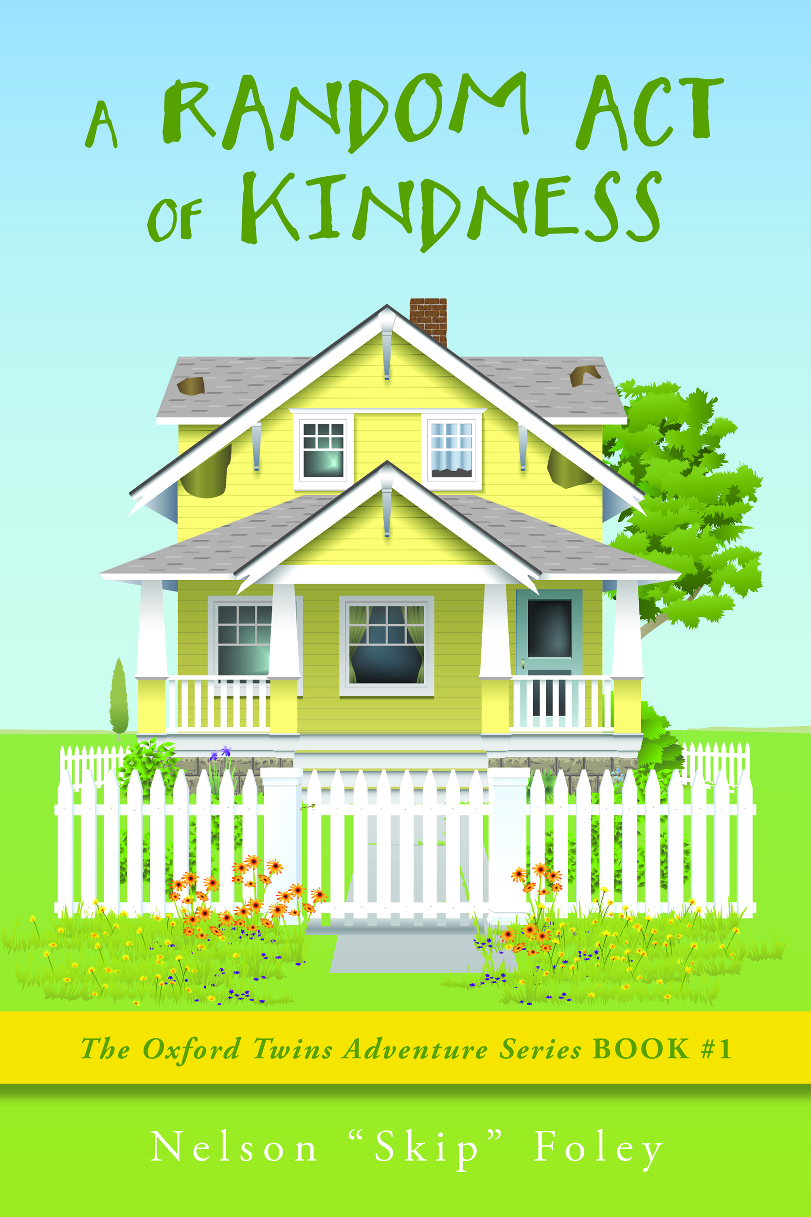 Image of book cover A Random Act of Kindness