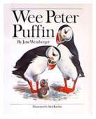 Image of book cover Wee Peter Puffin
