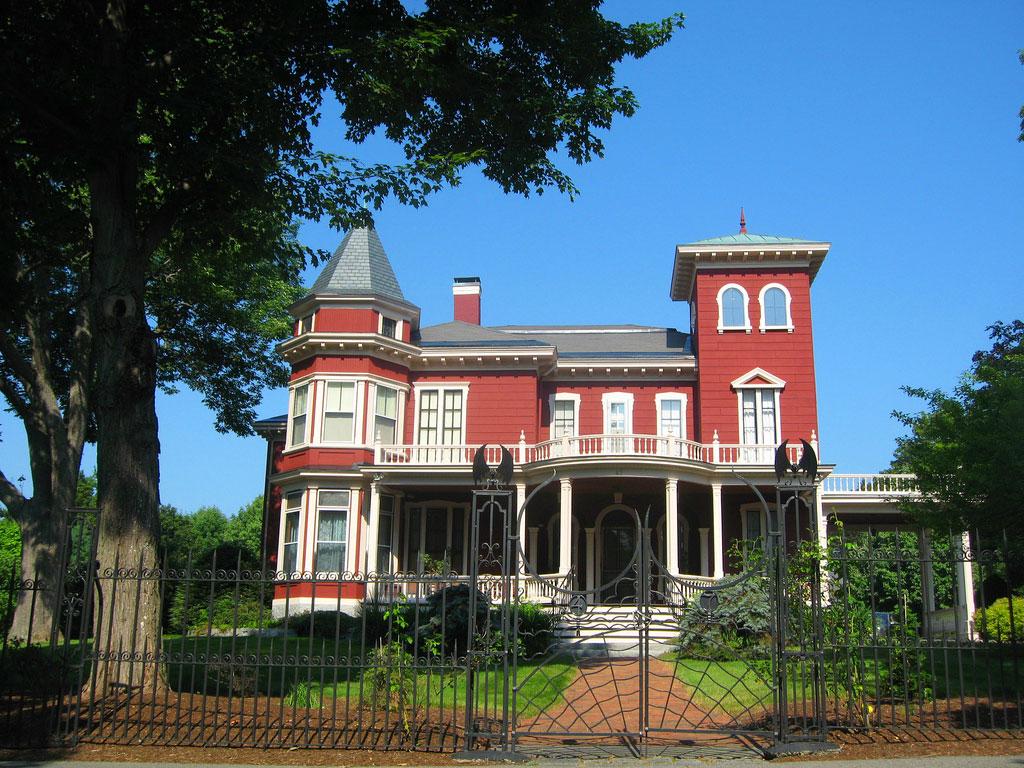 Stephen King's House - Bangor