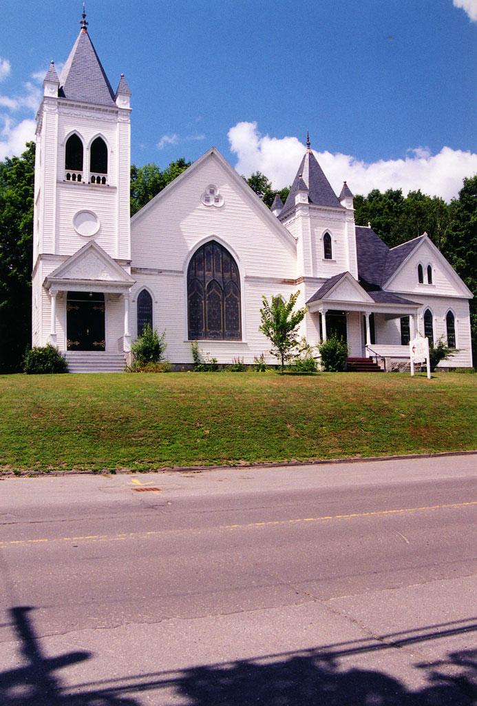 First Methodist Church - Dexter