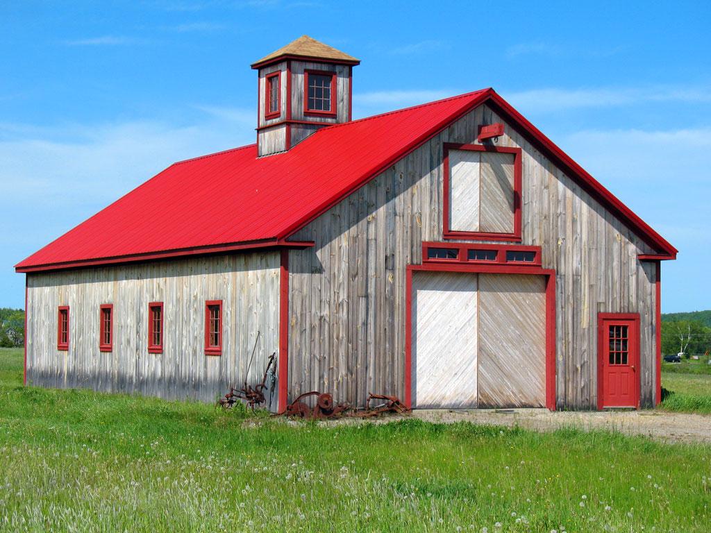 Barn on Fish Hatchery Rd