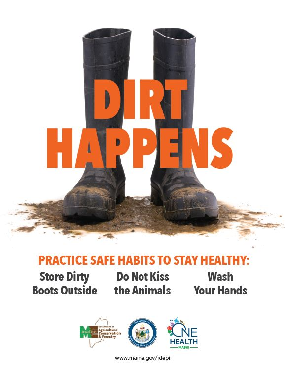 Dirt Happens - Large