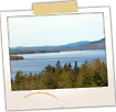 Rangeley Lake from ME 4