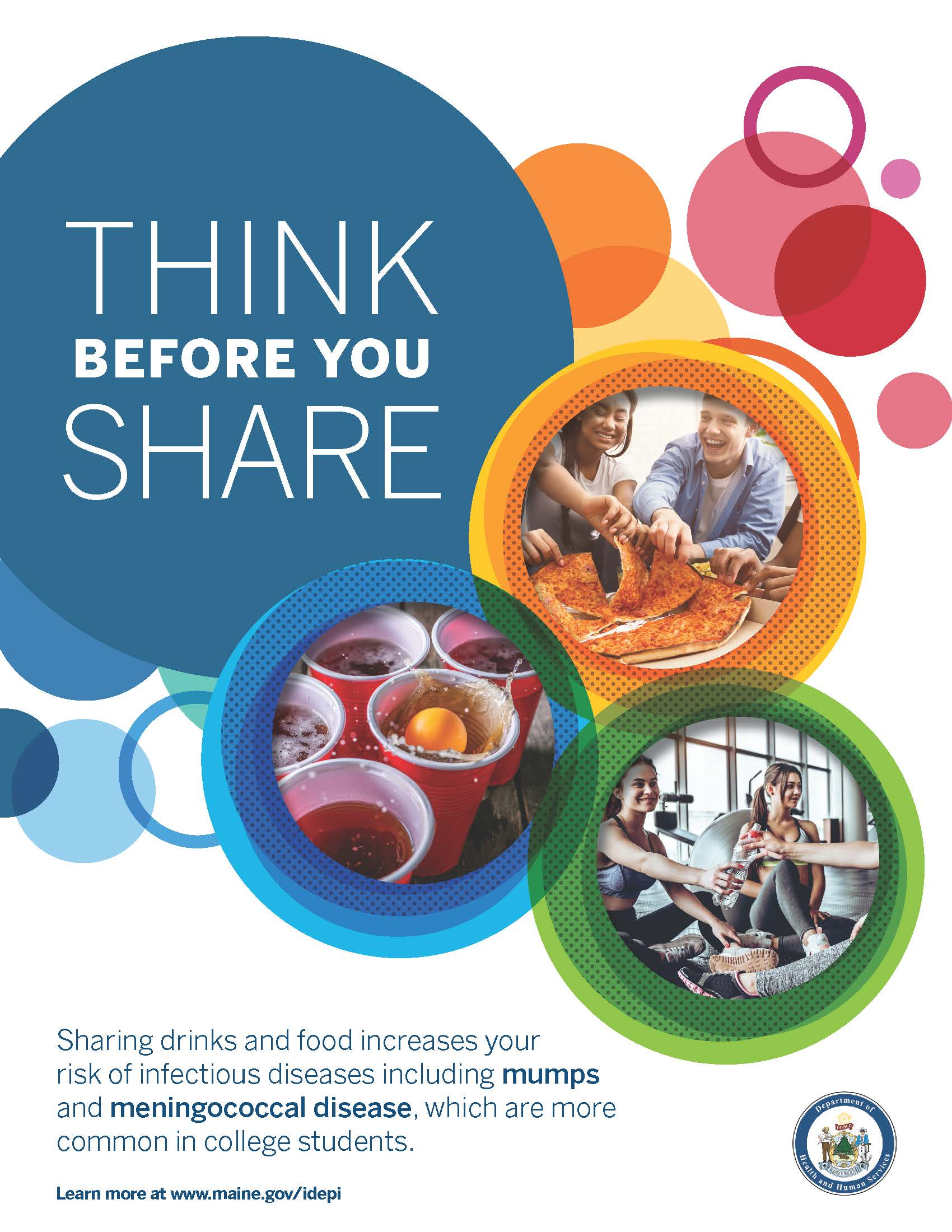 Think Before You Share - Standard