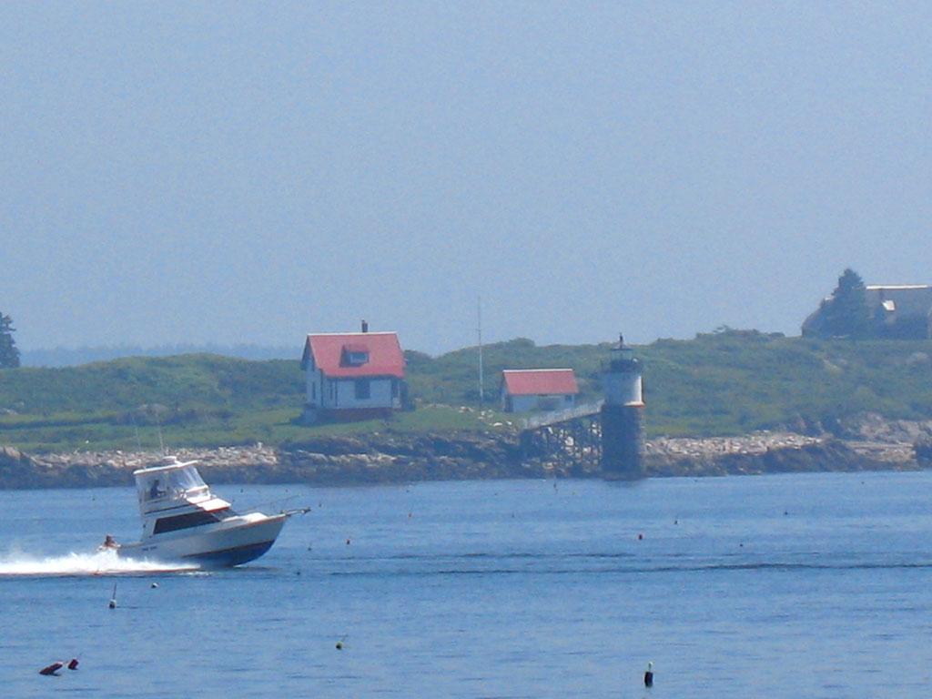 Hazy Harbor