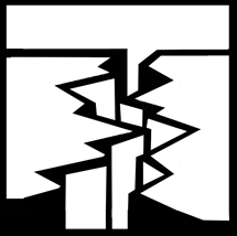 earthquake logo
