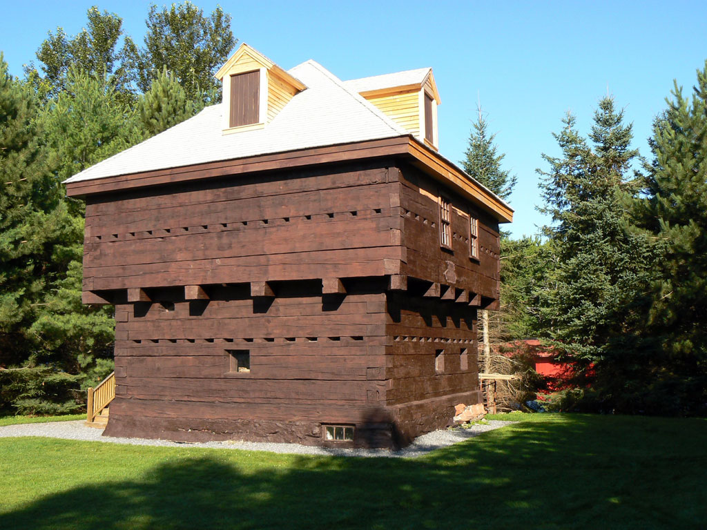 Fort Kent Block House
