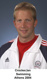 Ian Crocker's 2004 Olympic photo