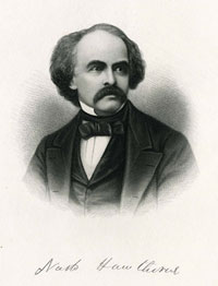 Books about and by Nathaniel Hawthorne