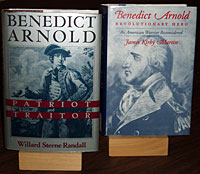 Books about Bendict Arnold