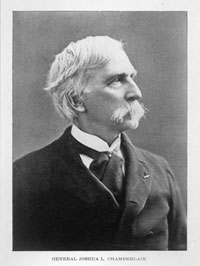 Books about Joshua Lawrence Chamberlain