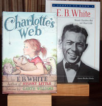 Books by and about E.B. White