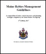 2017 Maine Rabies Management Guidelines, 4th Edition