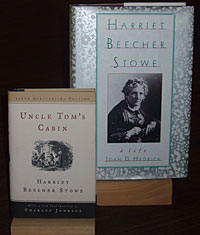 Books by and about Harriet Beecher Stowe