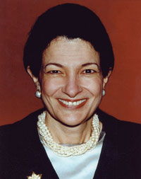 Senator Olympia J. Snowe