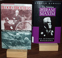 Books about Sir Hiram Stevens Maxim