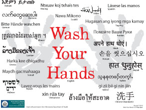 Wash Your Hands- Multi Language