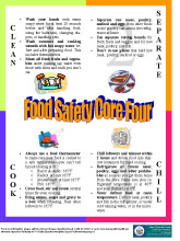 Food Safety Core Four