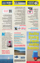 Healthy Boating Equals Healthy Beaches