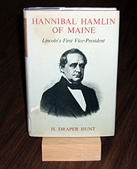 A book about Hannibal Hamlin
