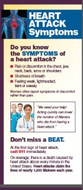 Heart Attack Symptoms and Risks