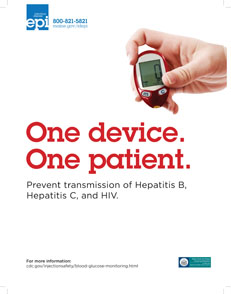One Device.  One Patient