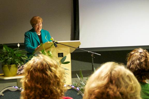State Librarian Linda Lord Speaks at University of Maine at Augusta Forum on Library Trends