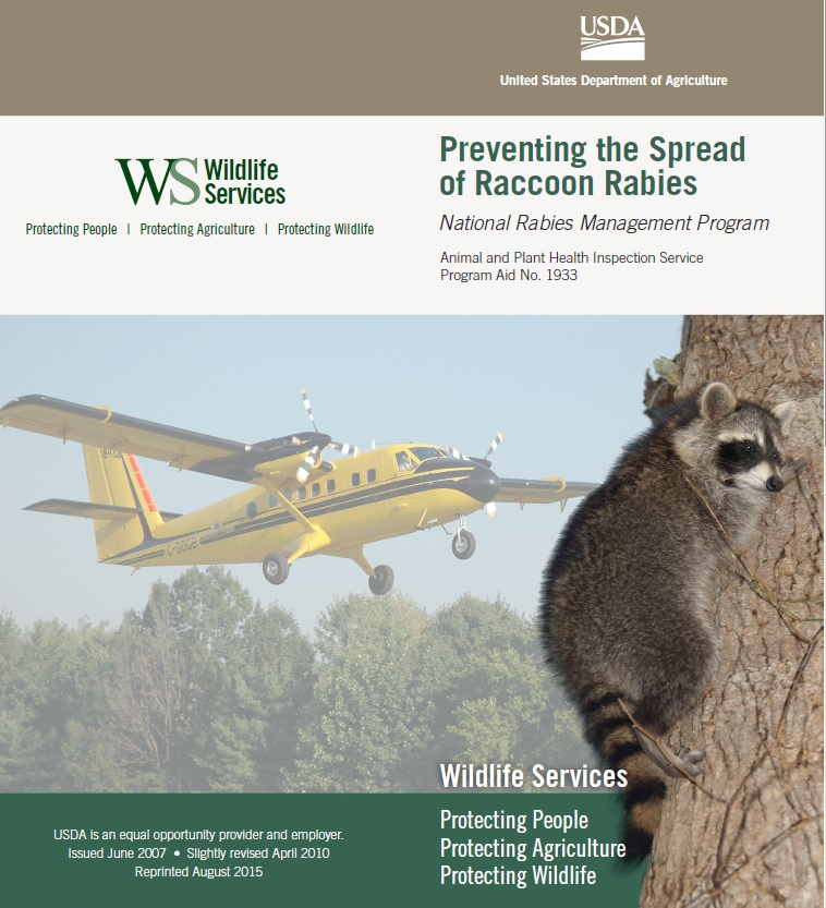 Raccoon Rabies Brochure