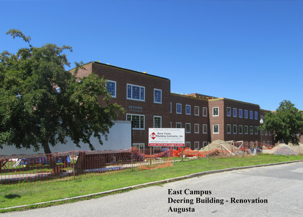 Deering Building Renovation