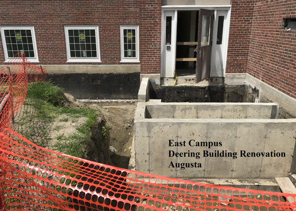 Deering Building Renovation 2
