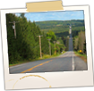 Country Road - Near Caribou