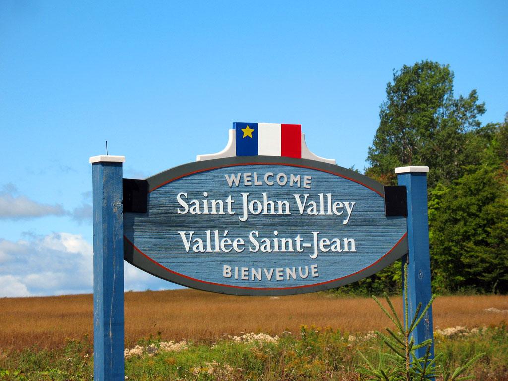 Welcom to Saint John Valley