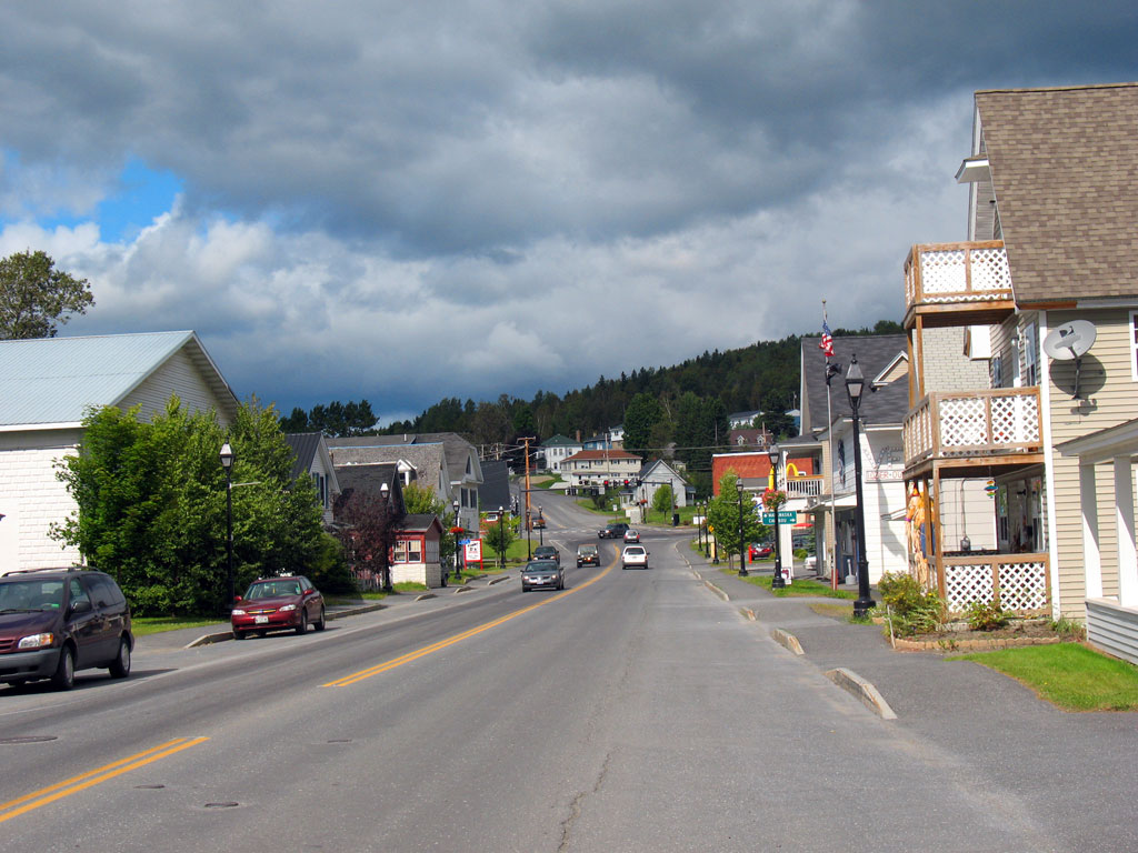 Small RuralTown
