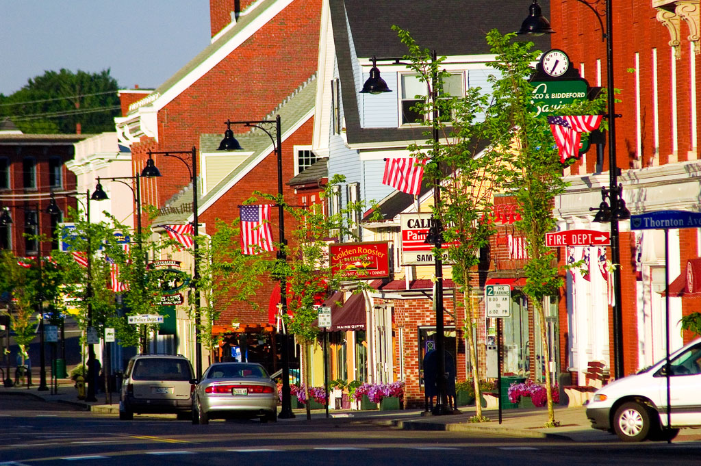 Main St. Saco