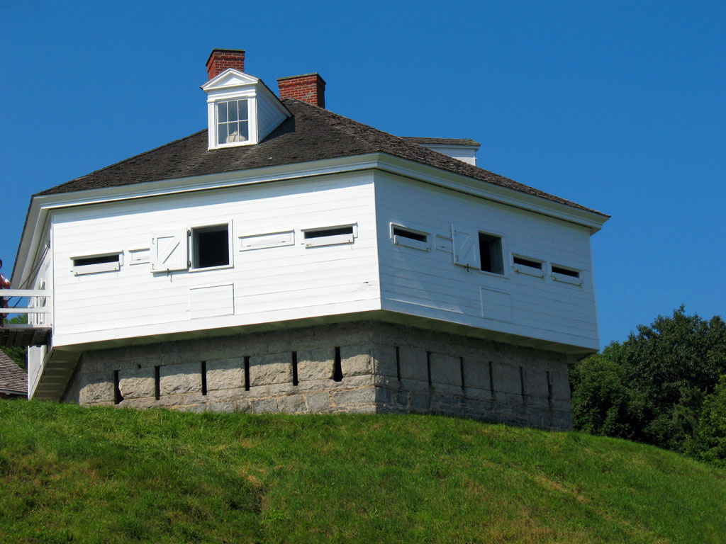 Fort McClary Blockhouse - Kittery