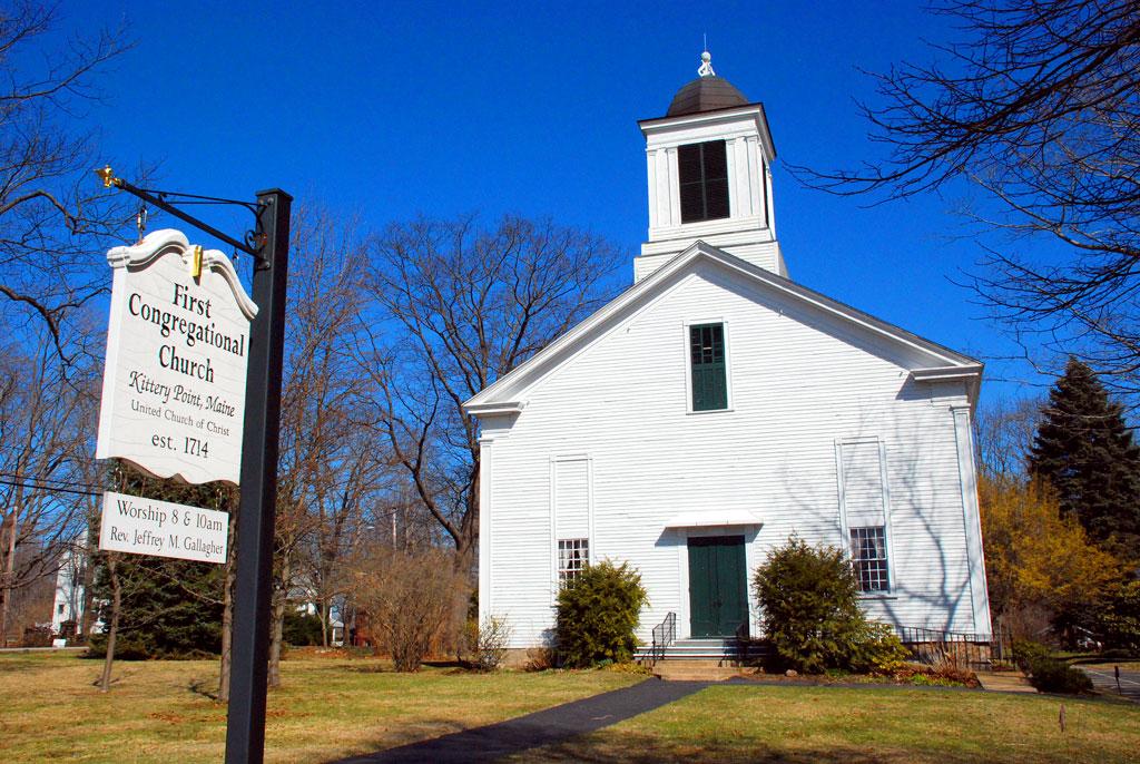 First Congregational Church - Kittery