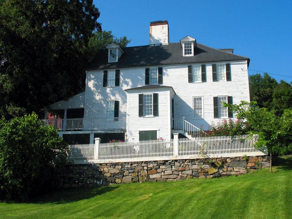 Sayward Wheeler House-1718  - York Harbor