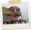 Old fishing Pier - Lubec