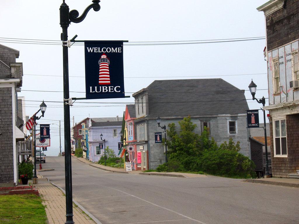 Main St. Lubec