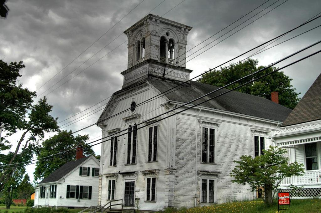 Liberty Hall - Machiasport