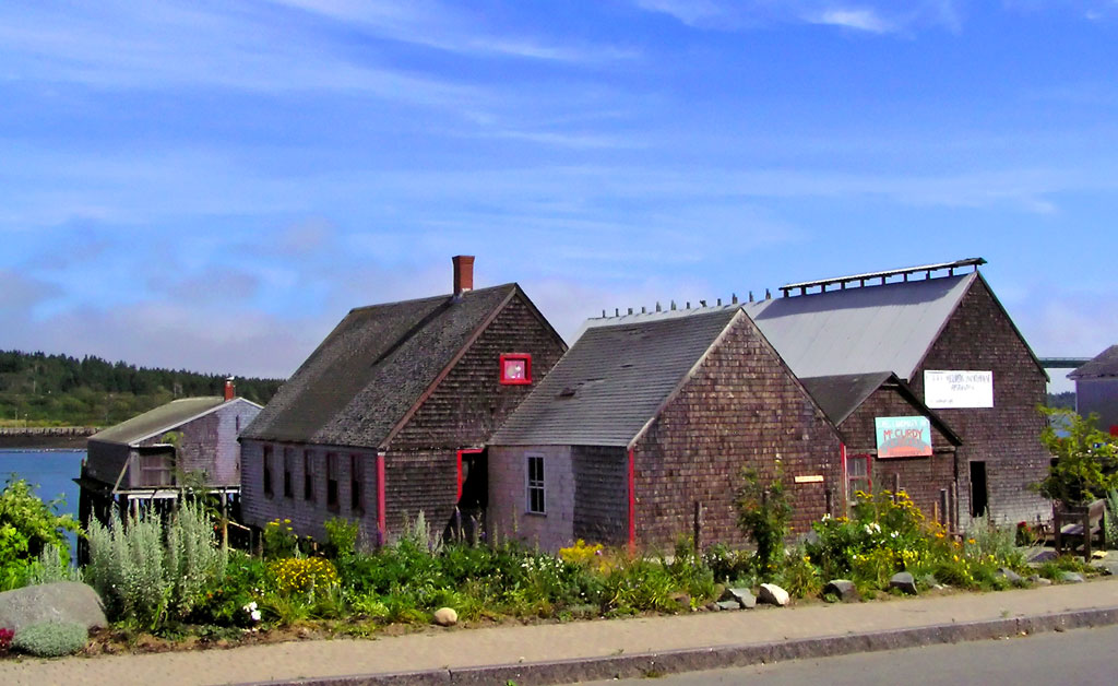 Lubec Canneries