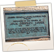 Schoodic Point Historical Plaque