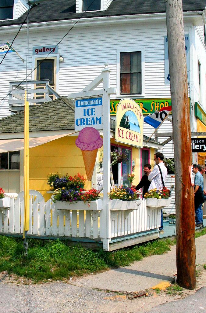 Island Cow Restaurant - Deer Isle