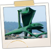 Deer Isle Craft Show Sculpture