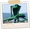 Deer Isle Craft Show Sculpture