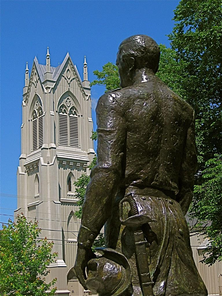 Joshua Chamberlain Statue